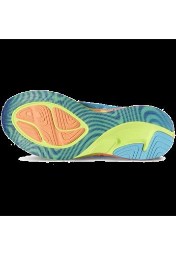 Zapatillas Asics NOOSA FF aquarium/flash coral/safety yellow