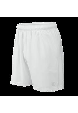 Short Wilson M RUSH 7 WOVEN white
