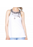 Camiseta Desigual TS_A TANK DRESS Y white