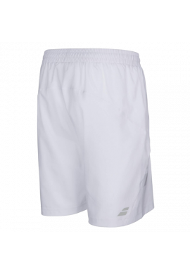 "Short Babolat CORE SHORT 8"" MEN white"
