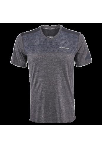 Camiseta Babolat T-SHIRT V-NECK PERF gris