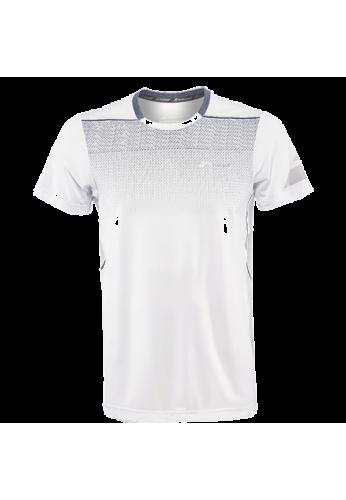 Camiseta Babolat PERF CREW NECK TEE blanca
