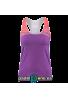 Camiseta Babolat PERF RACERBACK WOMEN bright lavender
