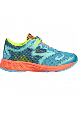 Zapatillas Asics NOOSA PS aquarium/aqua splash/flash coral