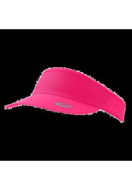 Visera Asics PERFORMANCE VISOR diva pink