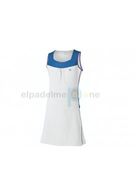 Vestido Wilson PERFORMANCE DRESS Blanco.