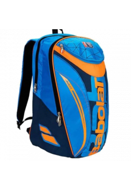 Mochila Babolat BP MAXI CLUB PADEL WPT orange/blue