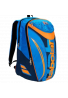 Mochila Bullpadel BP MAXI CLUB PADEL WPT orange/blue
