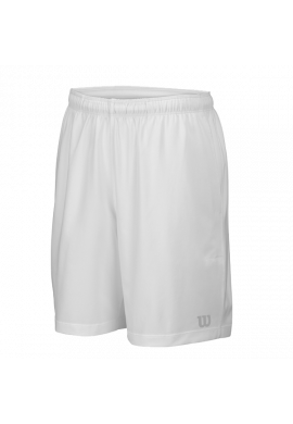 Short Wilson B CORE 7 WOVEN SHORT white