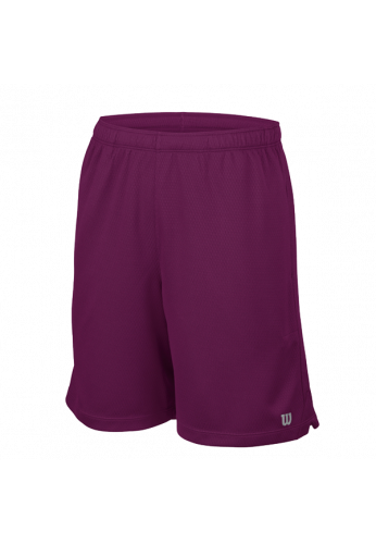 Short Wilson B CORE 7 KNIT SHORT purple potion