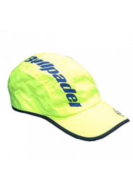 Gorra Bullpadel BPG171 limon