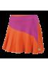 Falda Wilson W STAR BONDED 13.5 SKIRT narturtium/rose