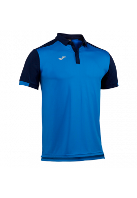 Polo Joma COMFORT ROYAL M/C azul