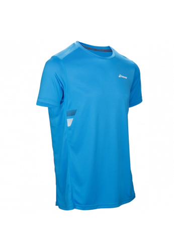 Camiseta Babolat CORE FLAG CLUB TEE azul