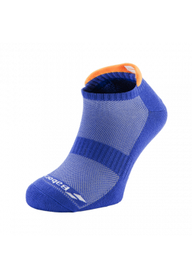 Calcetines Babolat INVISIBLE WOMEN SOCKS 2 Pares azules