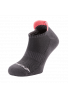 Calcetines Babolat INVISIBLE WOMEN SOCKS 2 Pares gris