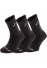 Calcetines Babolat PACK SOCKS 3 Pares negros