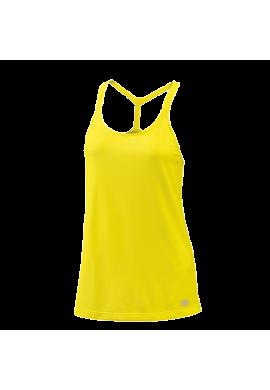 Camiseta Wilson LS RELAX TANK amarilla