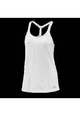 Camiseta Wilson LS RELAX TANK blanca