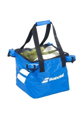 Cesto Babolat WHEELED BALL BASKET azul