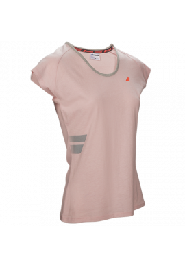 Camiseta Babolat TEE CORE GIRL light lavender