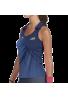 Camiseta Bullpadel ZAZUAR azul marino