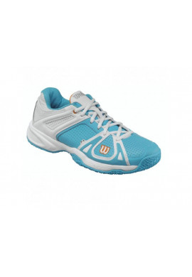 Zapatillas Wilson STANCE OMNI woman turquesa
