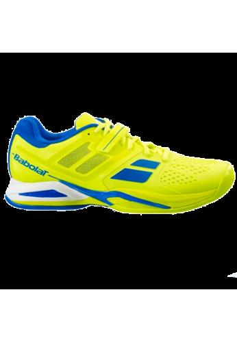 Zapatillas Babolat PROPULSE CLAY M yellow blue