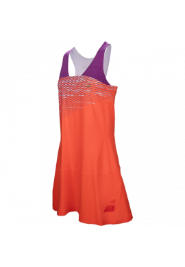 Vestido Babolat PERF RACERBACK DRESS WOMEN fluo strike