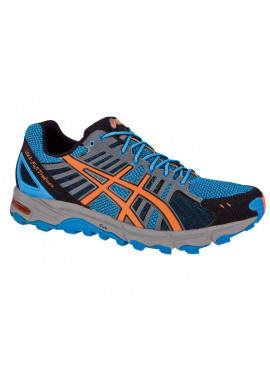 Zapatillas Asics GEL-FUJITRABUCO blue/orange