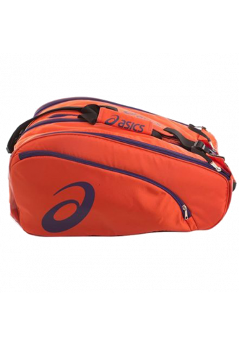 bd87b8f1 Paletero Asics PADEL BAG red clay