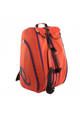 Paletero Asics PADEL BAG red clay