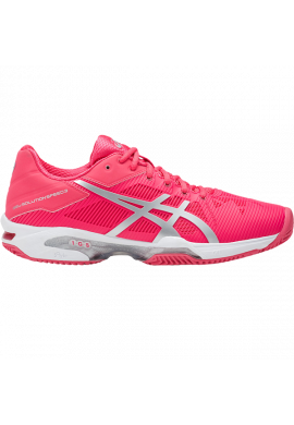 Zapatillas Asics GEL-SOLUTION SPEED 3 CLAY rouge red/silver/white