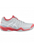 Zapatillas Asics GEL-RESOLUTION 7 CLAY glacier grey/white/ rouge red