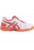 Zapatillas Asics GEL-PADEL PRO 3 SG white/rouge red/flash coral