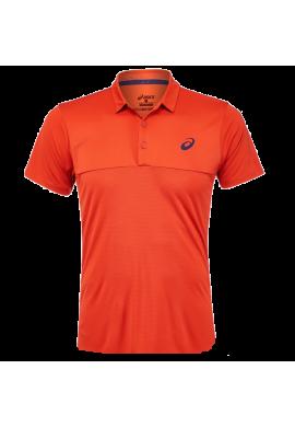 Polo Asics PADEL naranja