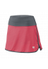 Falda Wilson W FW ACCORD 12.5 SKIRT pink/dark grey