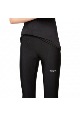 Mallas Desigual LEGGING_ESSENCIALS black/esmer