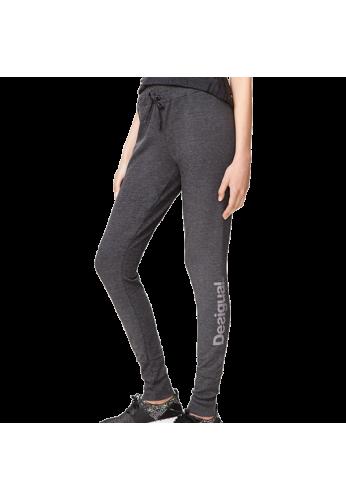 Pantalon Desigual PANT_ESSENTIAL negro