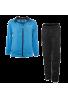 Chandal Babolat CORE CLUB azul y negro