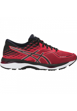 Zapatillas Asics CUMULUS 19 prime red/black/silver