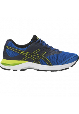 Zapatillas Asics PULSE 9 directoire blue/black/indigo blue
