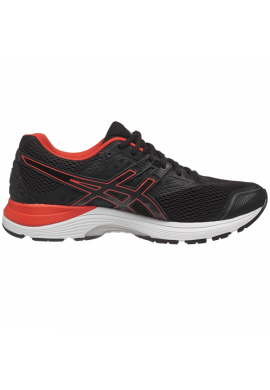Zapatillas Asics PULSE 9 black/cherry tomato/carbon