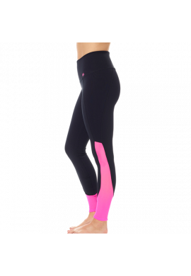 Mallas Ditchil BACATAS LEGGINGS negro/rosa