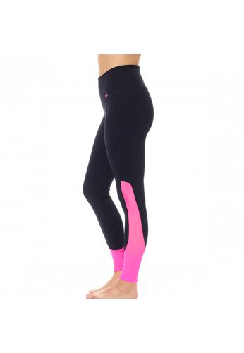 Mallas Ditchil LEGGINGS BACATAS negro/rosa
