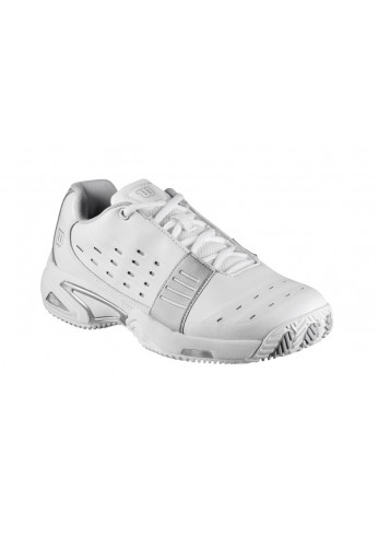 Zapatillas Wilson Tour Fantom Woman White/Silver