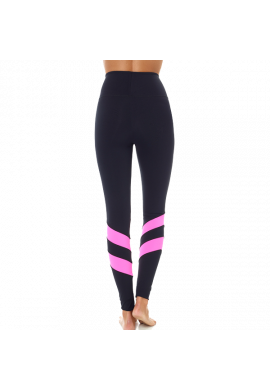 Mallas Ditchil MELIA LEGGINGS negro/rosa