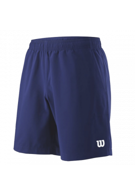 Short Wilson M TEAM 8 SHORT Blue Depth