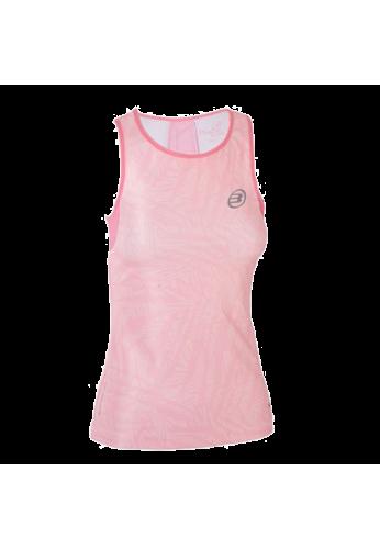 Camiseta Bullpadel AST rosa