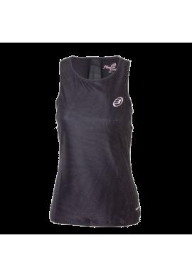 Camiseta Bullpadel AST negra